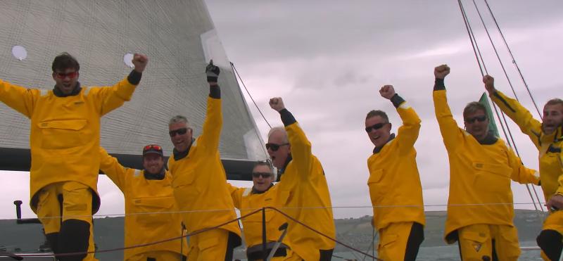 Victoire au Fastnet 2019